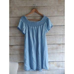 INC International Concepts Cold Shoulder Dress